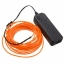 EL Wire 5 เมตร + รางถ่าน AA 2 ก้อน / สีส้ม thumbnail 3