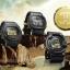 นาฬิกา Casio G-Shock 35th Anniversary Limited ORIGIN GOLD 4rd series รุ่น DW-5035D-1B ของแท้ รับประกันศูนย์ 1 ปี thumbnail 2