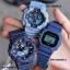 นาฬิกา G-SHOCK CASIO สียีนส์ DENIM'D COLOR รุ่น DW-5600DE-2 SPECIAL COLOR ของแท้ รับประกันศูนย์ 1 ปี thumbnail 4