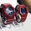 นาฬิกา Casio G-Shock Limited Bordeaux Wine color series รุ่น GA-110EW-4AJF (ไม่วางขายในไทย) ของแท้ รับประกันศูนย์ 1 ปี (นำเข้าJapan) thumbnail 5