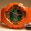 นาฬิกา คาสิโอ Casio G-Shock Limited Hyper Color รุ่น GA-110A-4 ( ส้ม ไฮเปอร์) หายาก ของแท้ รับประกันศูนย์ 1 ปี thumbnail 4