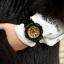 นาฬิกา Casio Baby-G BGA-195M Metal Dial series รุ่น BGA-195M-1A ดำ-ทอง ของแท้ รับประกันศูนย์ 1 ปี thumbnail 4