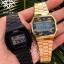 นาฬิกา CASIO ดิจิตอล สีดำล้วน Black color รุ่น B640WB-1A STANDARD DIGITAL สายสแตนเลสรมดำ ของแท้ รับประกันศูนย์ 1 ปี thumbnail 4
