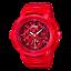 นาฬิกา Casio Baby-G BGA-195M Metal Dial series รุ่น BGA-195M-4A แดงทับทิม ของแท้ รับประกัน1ปี thumbnail 1