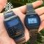 นาฬิกา CASIO ดิจิตอล สีดำล้วน Black color รุ่น B640WB-1A STANDARD DIGITAL สายสแตนเลสรมดำ ของแท้ รับประกันศูนย์ 1 ปี thumbnail 2