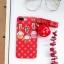 เคส iPhone แมวนำโชค สีแดง thumbnail 2