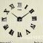 นาฬิกาDIY ขนาดจัมโบ้90cm เรือนกับเข็มสีเงิน ตัวเลขสีดำ big9A thumbnail 3