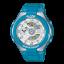 """นาฬิกา Casio Baby-G G-MS """"G-Steel Lady"""" MSG-400 series รุ่น MSG-400-2A สีฟ้า (ไม่วางขายในไทย) ของแท้ รับประกันศูนย์ 1 ปี thumbnail 1"""