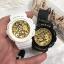 นาฬิกา Casio Baby-G BGA-195M Metal Dial series รุ่น BGA-195M-7A ขาว-ทอง ของแท้ รับประกันศูนย์ 1 ปี thumbnail 5