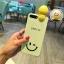เคส iPhone Smile สีเหลือง มีไฟ Selfie thumbnail 2