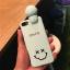 เคส iPhone Smile สีฟ้า มีไฟ Selfie thumbnail 1