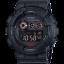 นาฬิกา คาสิโอ Casio G-Shock Limited Military Black Series รุ่น GD-120MB-1 (หายาก) ของแท้ รับประกันศูนย์ 1 ปี thumbnail 1