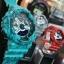 นาฬิกา คาสิโอ Casio G-Shock Limited Slash Pattern series รุ่น GA-110SL-3A สีมิ้นท์ช็อคโกแลตชิพ ของแท้ รับประกันศูนย์ 1 ปี(หายากมาก) thumbnail 6