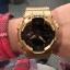 นาฬิกา คาสิโอ Casio G-Shock Limited model Crazy Gold series รุ่น GA-110GD-9B (หายาก) ของแท้ รับประกันศูนย์ 1 ปี thumbnail 5