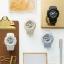 นาฬิกา Casio Baby-G Girl's Generation Gold Attractive Accent series รุ่น BA-110GA-7A1 (สีขาวขีดทอง) ของแท้ รับประกันศูนย์ 1 ปี thumbnail 5