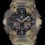 นาฬิกา Casio G-Shock Limited model Marble Camouflage series รุ่น GA-100MM-5A ของแท้ รับประกันศูนย์ 1 ปี thumbnail 1