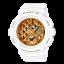 นาฬิกา Casio Baby-G BGA-195M Metal Dial series รุ่น BGA-195M-7A ขาว-ทอง ของแท้ รับประกันศูนย์ 1 ปี thumbnail 1