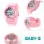 นาฬิกา Casio Baby-G Girls' Generation Sweet Candy Pastel series รุ่น BA-110CA-4A (ชมพูพาสเทล) ของแท้ รับประกันศูนย์ 1 ปี thumbnail 3