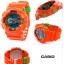 นาฬิกา คาสิโอ Casio G-Shock Limited Hyper Color รุ่น GA-110A-4 ( ส้ม ไฮเปอร์) หายาก ของแท้ รับประกันศูนย์ 1 ปี thumbnail 3