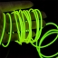 EL Wire 5 เมตร + รางถ่าน AA 2 ก้อน / สีเขียวมะนาว thumbnail 2