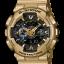 นาฬิกา คาสิโอ Casio G-Shock Limited model Crazy Gold series รุ่น GA-110GD-9B (หายาก) ของแท้ รับประกันศูนย์ 1 ปี thumbnail 1