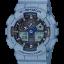 นาฬิกา G-SHOCK CASIO สียีนส์ DENIM'D COLOR รุ่น GA-100DE-2A SPECIAL COLOR ของแท้ รับประกันศูนย์ 1 ปี thumbnail 1