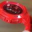 นาฬิกา Casio Baby-G BGA-195M Metal Dial series รุ่น BGA-195M-4A แดงทับทิม ของแท้ รับประกัน1ปี thumbnail 3