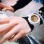 นาฬิกา Casio Baby-G BGA-195M Metal Dial series รุ่น BGA-195M-7A ขาว-ทอง ของแท้ รับประกันศูนย์ 1 ปี thumbnail 7
