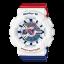 นาฬิกา Casio Baby-G White Tricolor series รุ่น BA-110TR-7A ของแท้ รับประกันศูนย์ 1 ปี thumbnail 1