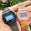 นาฬิกา CASIO ดิจิตอล สีดำล้วน Black color รุ่น B640WB-1A STANDARD DIGITAL สายสแตนเลสรมดำ ของแท้ รับประกันศูนย์ 1 ปี thumbnail 6