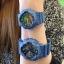 นาฬิกา Casio Baby-G ลายยีนส์ Denim Color series รุ่น BA-110DC-2A2 (สี Blue Jean) ของแท้ รับประกันศูนย์ 1 ปี thumbnail 4