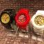 นาฬิกา Casio Baby-G BGA-195M Metal Dial series รุ่น BGA-195M-1A ดำ-ทอง ของแท้ รับประกันศูนย์ 1 ปี thumbnail 5