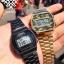 นาฬิกา CASIO ดิจิตอล สีดำล้วน Black color รุ่น B640WB-1A STANDARD DIGITAL สายสแตนเลสรมดำ ของแท้ รับประกันศูนย์ 1 ปี thumbnail 5