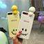 เคส iPhone Smile สีเหลือง มีไฟ Selfie thumbnail 3