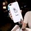 เคส iPhone อมยิ้มใส่มงกุฏเพชร สีขาว thumbnail 1