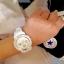 นาฬิกา Casio Baby-G Elegantly Feminine color series รุ่น BGA-150EF-7B (ขาวพิ้งค์) ของแท้ รับประกันศูนย์ 1 ปี thumbnail 4