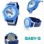 นาฬิกา คาสิโอ Casio Baby-G Standard ANALOG-DIGITAL รุ่น BGA-180-2B3 ของแท้ รับประกันศูนย์ 1 ปี thumbnail 3