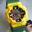 นาฬิกา คาสิโอ Casio G-Shock Limited model รุ่น GA-110RF-9A ราสต้า ของแท้ รับประกันศูนย์ 1 ปี thumbnail 3