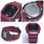 นาฬิกา Casio G-Shock Limited Bordeaux Wine color series รุ่น GW-M5610EW-4 (ไม่วางขายในไทย) ของแท้ รับประกันศูนย์ 1 ปี (นำเข้าJapan กล่องหนัง) thumbnail 2
