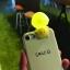 เคส iPhone Smile สีเหลือง มีไฟ Selfie thumbnail 4