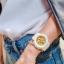 นาฬิกา Casio Baby-G BGA-195M Metal Dial series รุ่น BGA-195M-7A ขาว-ทอง ของแท้ รับประกันศูนย์ 1 ปี thumbnail 6