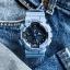 นาฬิกา G-SHOCK CASIO สียีนส์ DENIM'D COLOR รุ่น GA-100DE-2A SPECIAL COLOR ของแท้ รับประกันศูนย์ 1 ปี thumbnail 2