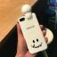เคส iPhone Smile สีขาว มีไฟ Selfie thumbnail 1