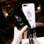 เคส iPhone อมยิ้มใส่มงกุฏเพชร สีดำ thumbnail 4