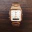 นาฬิกา CASIO ดิจิตอล สีทอง 2 ระบบ สตอเบอรี่ชีสเค้ก รุ่น AQ-230GA-9D STANDARD ANALOG DIGITAL RETRO CLASSIC ของแท้ รับประกันศูนย์ 1 ปี thumbnail 5