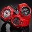 """นาฬิกา Casio G-Shock Limited model Solid Red RD series รุ่น GD-X6900RD-4 """"DUCATI"""" ของแท้ รับประกันศูนย์ 1 ปี (นำเข้าJapan กล่องหนังญี่ปุ่น) thumbnail 4"""