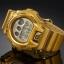 นาฬิกา คาสิโอ Casio G-Shock Limited model Crazy Gold series รุ่น DW-6900GD-9A ของแท้ รับประกันศูนย์ 1 ปี thumbnail 3