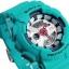 นาฬิกา คาสิโอ Casio Baby-G Girls' Generation Sporty Sneaker series รุ่น BA-110SN-3A สีเทอร์ควอยซ์ ของแท้ รับประกันศูนย์ 1 ปี thumbnail 2