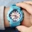 นาฬิกา คาสิโอ Casio Baby-G Girls' Generation Sporty Sneaker series รุ่น BA-110SN-3A สีเทอร์ควอยซ์ ของแท้ รับประกันศูนย์ 1 ปี thumbnail 6