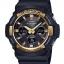 นาฬิกา Casio G-Shock Standard ANALOG-DIGITAL Tough Solar GAS-100 series รุ่น GAS-100G-1A (สีดำ-ทอง) ของแท้ รับประกัน1ปี thumbnail 1